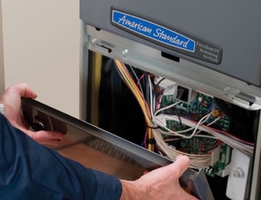 Emergency Furnace Repair in Highland MI | Allweather Heating & Cooling - american_standard